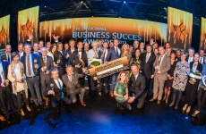 Nationale Business Succes Award Winnaars